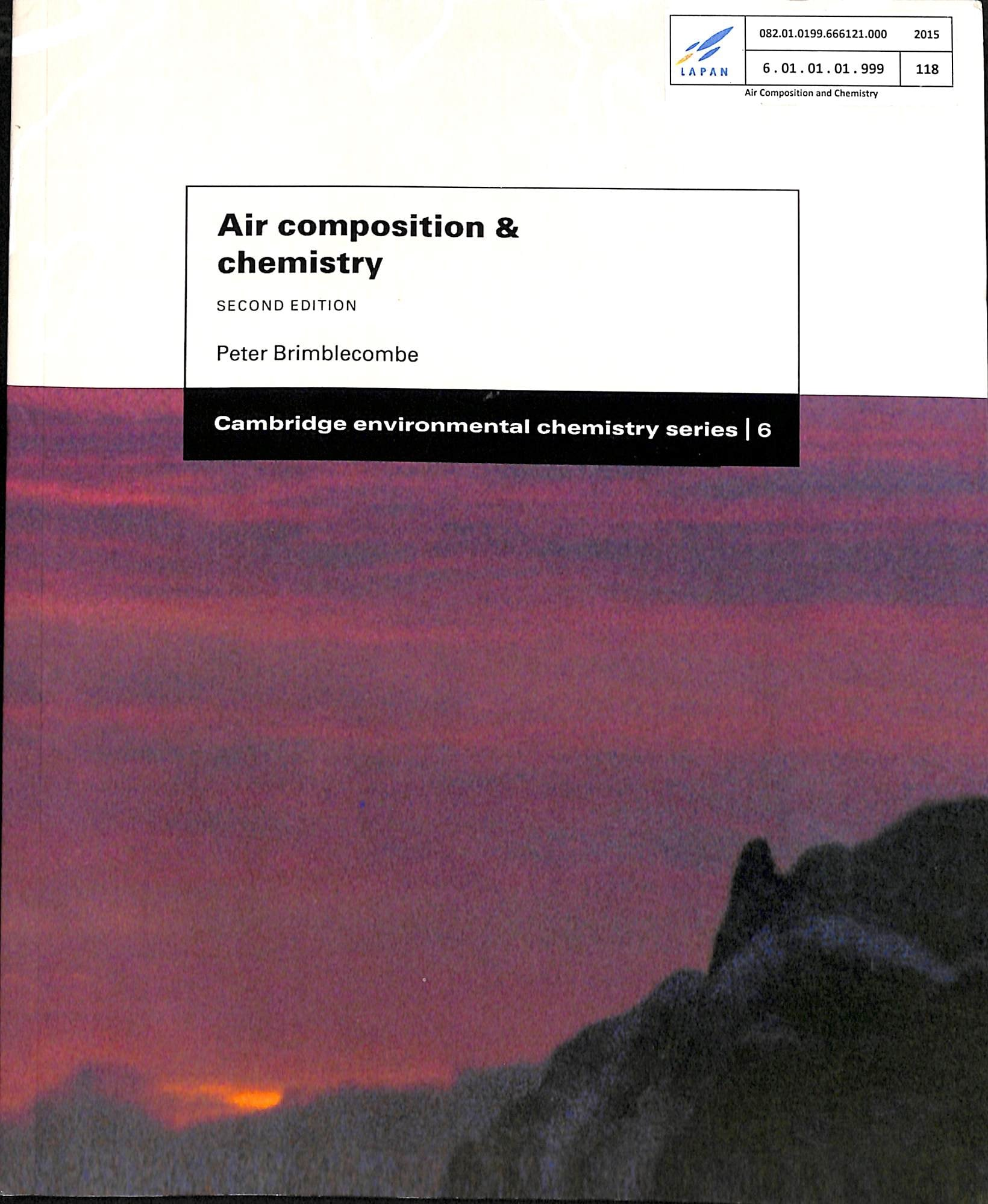 Air Composition & Chemistry
